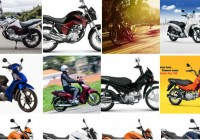 As Motos Mais Vendidas 2015
