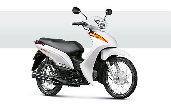 Motos Mais Vendidas - Honda Biz