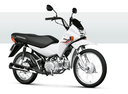 Motos Mais vendidas - Honda Pop