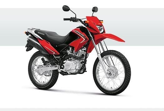 Motos mais vendidas - NXR Bros