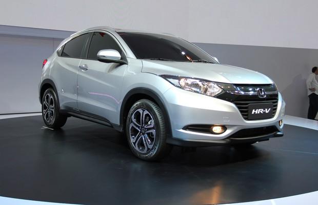 Novo Honda HRV 2016 - Ficha Técnica