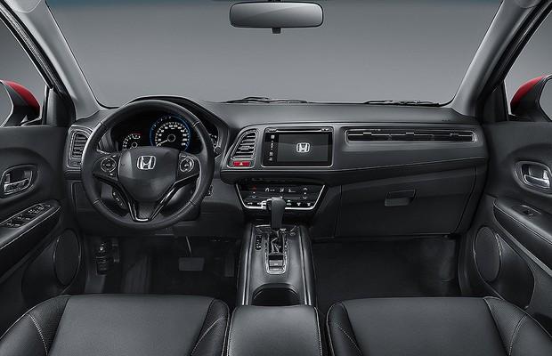 Novo Honda HRV 2016 - Interior
