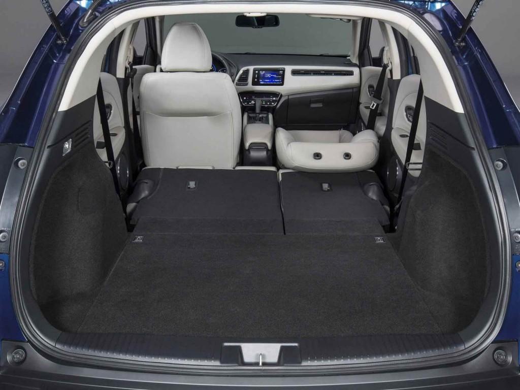 Novo Honda HRV 2016 - Consumo