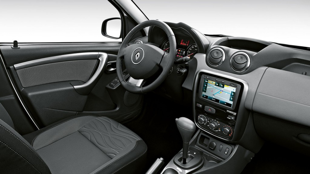 Renault Duster 2016 - Interior
