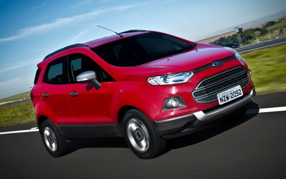 As SUVs mais Vendidas de 2015