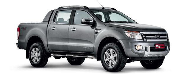 Picape Leve Melhor Compra em 2014 (Diesel)