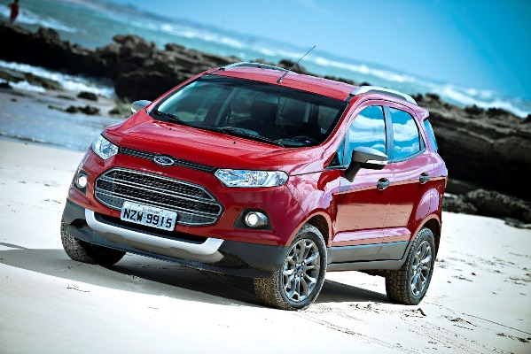 As SUVs mais Vendidas de 2015 no Brasil