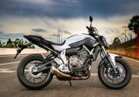 Nova Yamaha MT07 2015 2016 – Preço, Ficha Técnica, Consumo, Opiniões