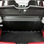 Novo Chevrolet Celta 2015 2016 porta malas