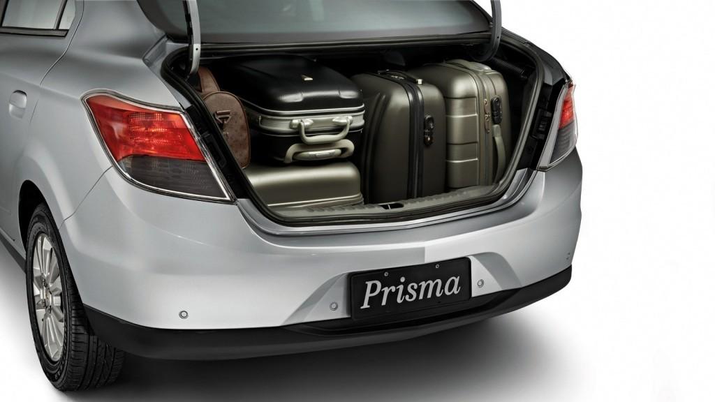 Novo Prisma 2016 - Mudanças, Novidades
