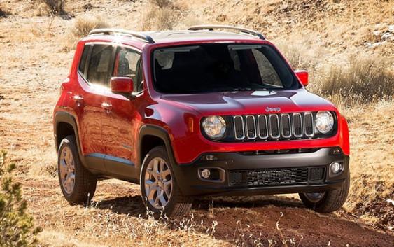 Novo Jeep Renegade 2016 – Preço, Consumo, Avaliação, Fotos