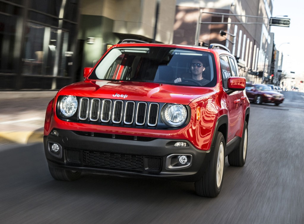 Jeep Renegade Longitude 2.0 Turbo
