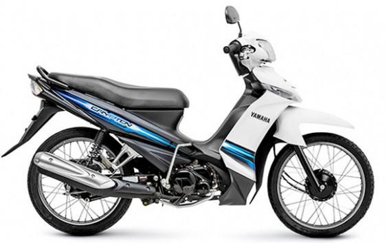 Nova Yamaha T115 Crypton 2015 2016