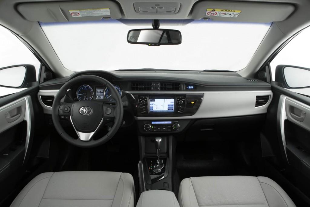 Novo Corolla 2016 - Ficha Técnica