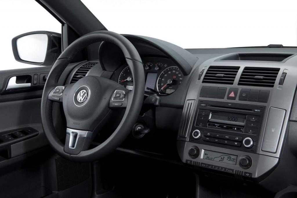 Novo Polo 2016  Volkswagen - Interior