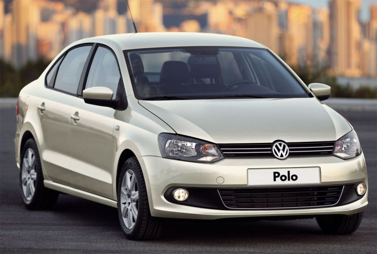 Novo Polo 2016  Volkswagen - Sedan