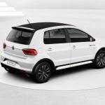 Novo VW Fox 2016