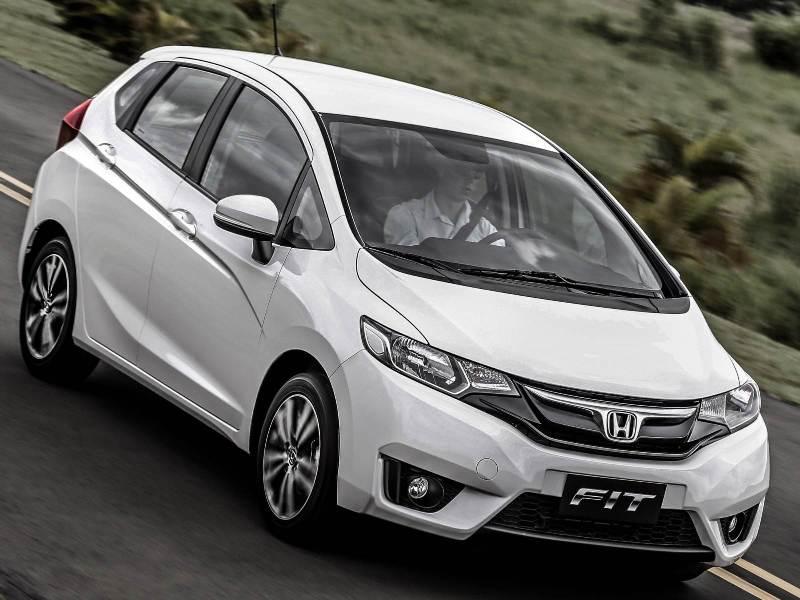 Novo Honda Fit 2016 - Avaliação e Consumo