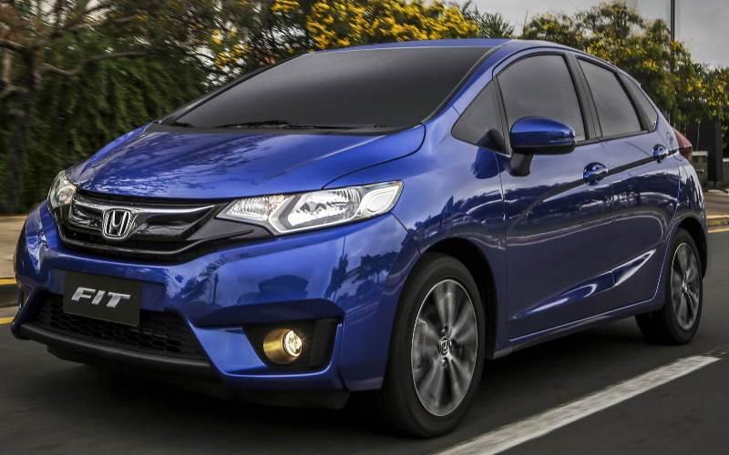 Novo Honda Fit 2016 - Preço, Consumo, Ficha Técnica, Avaliação