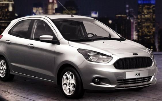 Novo Ford Ka 2016 – Preço, Opiniões, Consumo, Ficha Técnica, Fotos