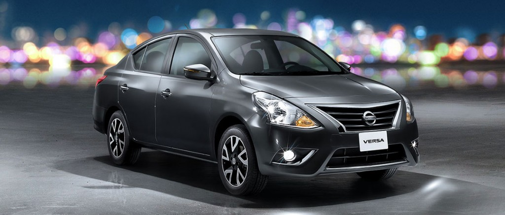 Nissan Versa 2016 - Ficha Técnica