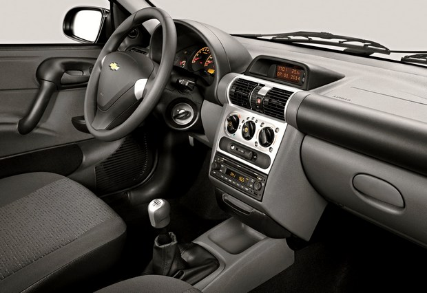 Novo Classic 2016 - Interior