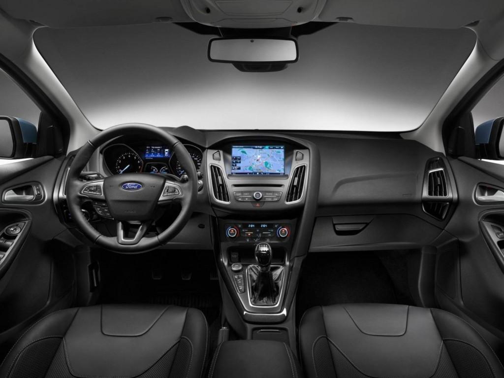 Novo ford Focus Hatch 2016
