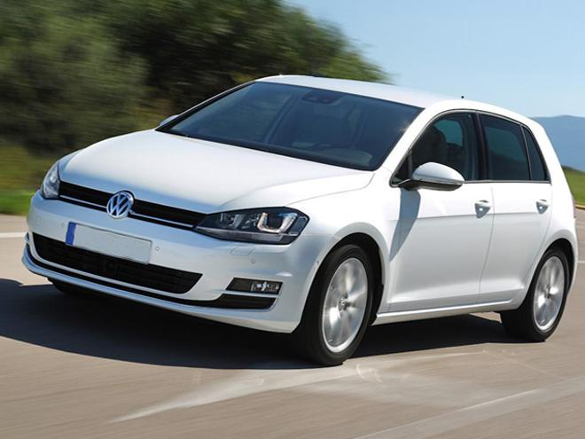 Volkswagen Golf 2016 - Preço