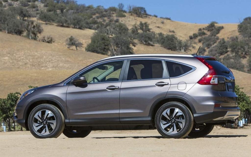Honda CRV 2016 - Preço, Ficha Técnica, Consumo, Opiniões