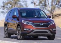 Honda CRV 2016 – Preço, Ficha Técnica, Consumo, Opiniões