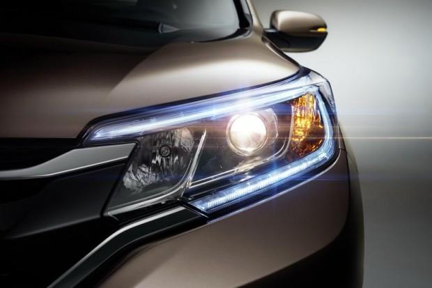 Honda CRV 2016 - Ficha Técnica