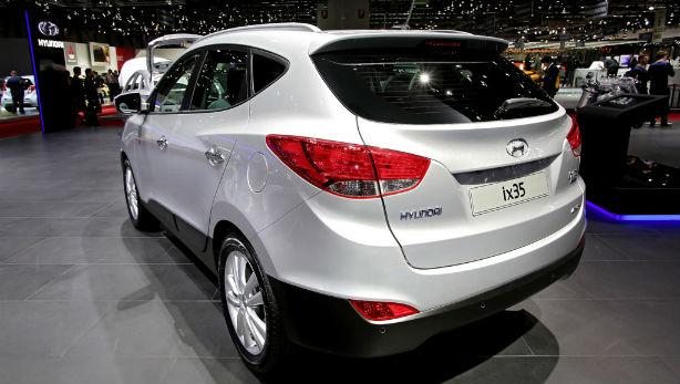 Hyundai ix35 2016 - Consumo