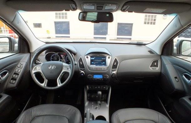 Hyundai ix35 2016 - Interior (por dentro)
