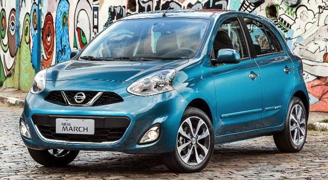 Novo Nissan March 2016 - Preço
