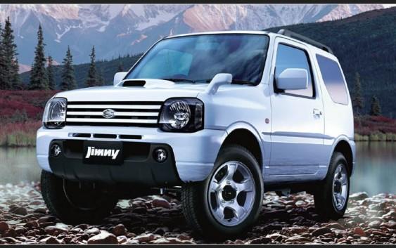 Novo Suzuki Jimny 2016 preço