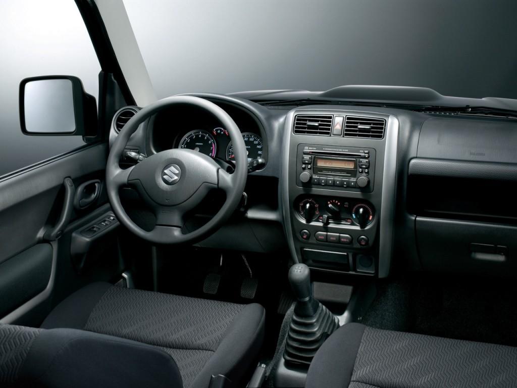 Novo Suzuki Jimny 16