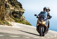 Nova Yamaha Tmax 2016