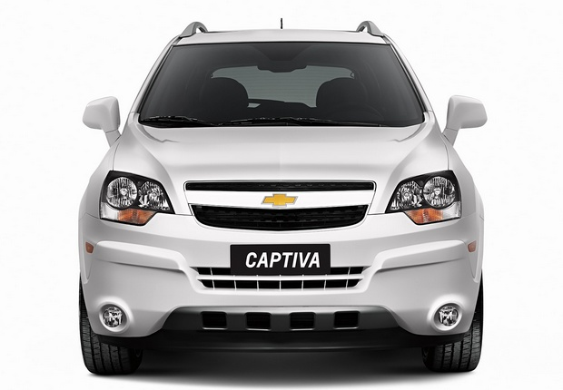 Nova Captiva 2016 - Kit multimídia