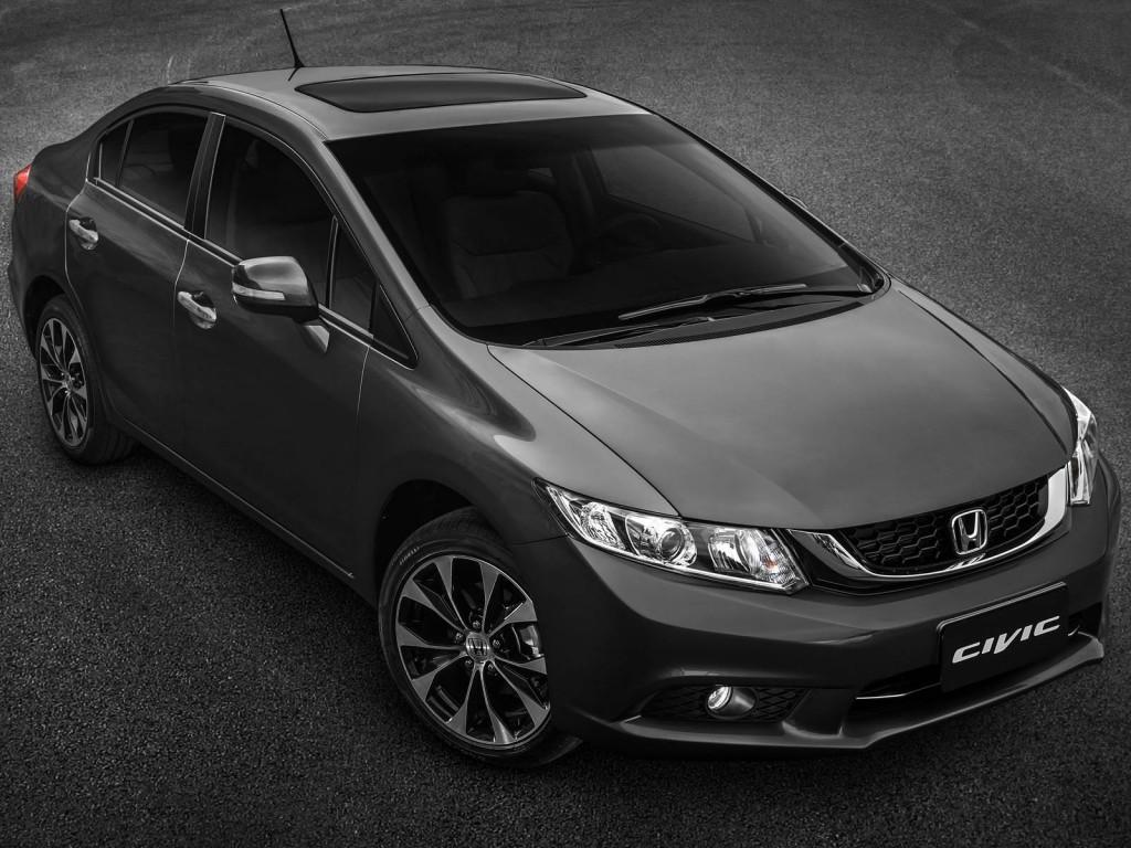 Novo-Honda-civic-2016