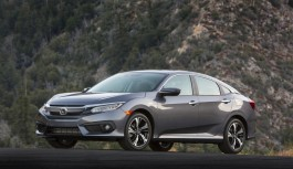 Novo Honda Civic 2017