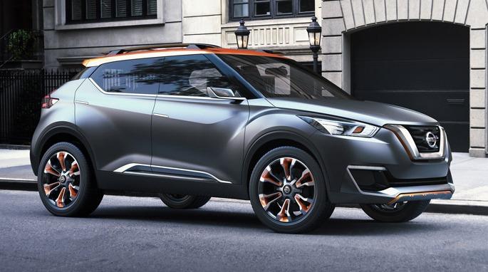 Honda Hrv ou Nissan Kicks - Avaliação