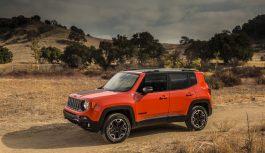 Jeep Renegade 2017 já é Um dos Mais Vendidos desse Ano