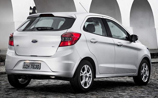 Nova Ford Ka 2017 - Consumo