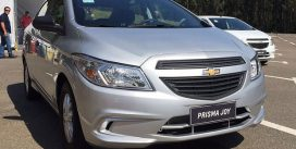 Veja o Novo Prisma Joy 2017 da Chevrolet e seu Lançamento, fotos e interior
