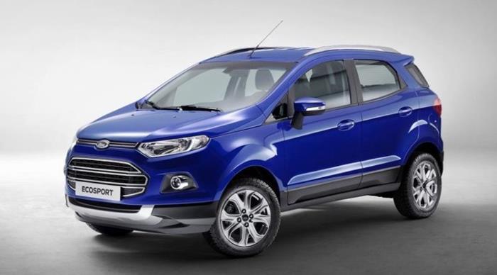 Ford Ecosport 2017 - Novidade, lançamento