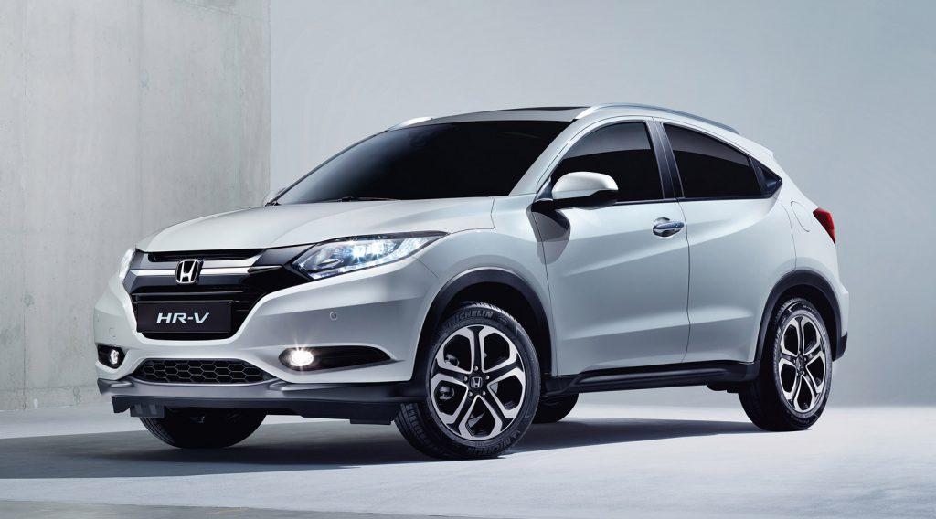 Honda HRV 2017 - preço