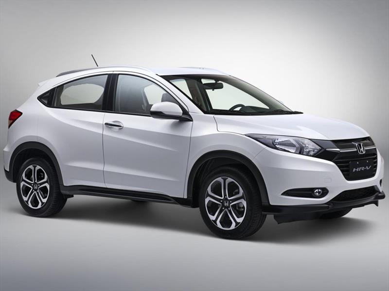 Honda HRV 2017 - especificações