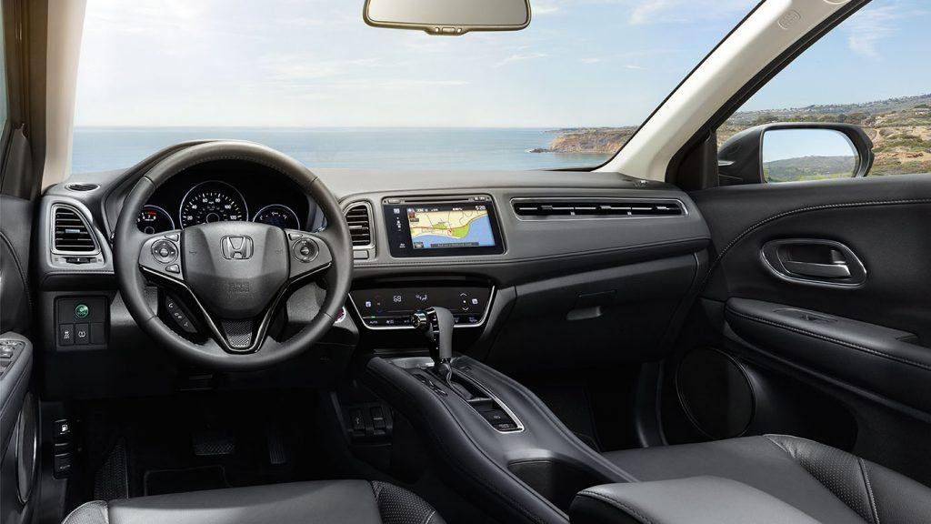 Honda HRV 2017 - consumo