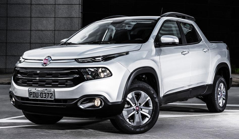 Novo Fiat Toro 2017 - Preço