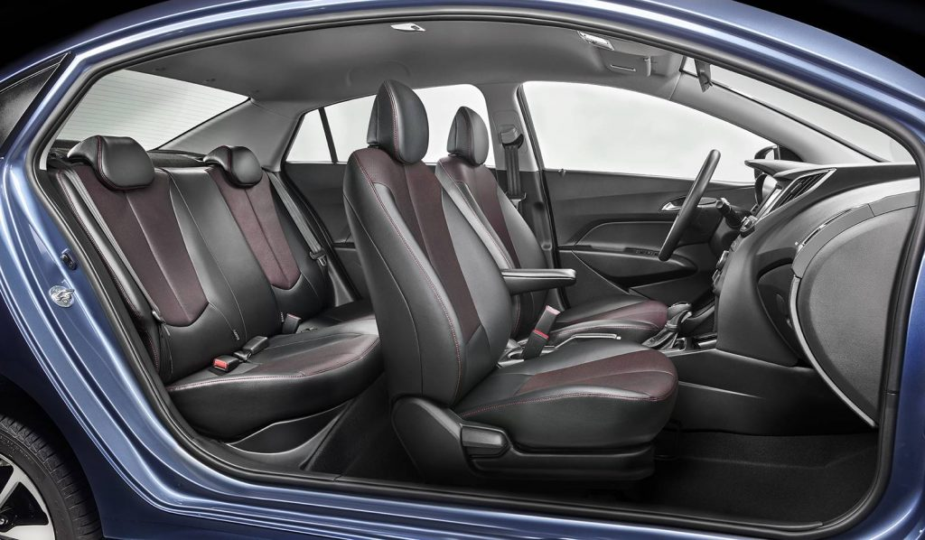 Novo HB20S Sedan 2017